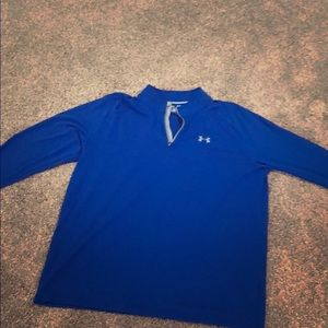 Light under armour pullover
